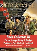 Rayon : Albums (Aventure-Action), Série : Betty & Dodge T7, Betty & Dodge : Pack Collector III (Tomes 7 & 8 + Artbook)