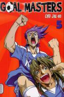 Rayon : Manga d'occasion (Shonen), Série : Goal Masters T5, Goal Masters