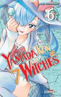 Rayon : Manga (Shonen), Série : Yamada Kun & the 7 Witches T6, Yamada Kun & the 7 Witches