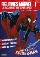 Rayon : Objets, Série : Figurines Marvel : Super-Héros T1, Figurines Marvel #1 : Spider-Man