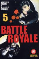 Rayon : Manga (Seinen), Série : Battle Royale T5, Battle Royale