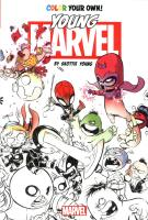 Rayon : Comics (Art-illustration), Série : Young Marvel : Album à Colorier, Color Your Own Young Marvel