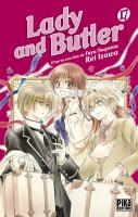 Rayon : Manga (Shojo), S�rie : Lady and Butler T17, Lady and Butler