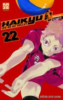 Rayon : Manga (Shonen), Série : Haikyu !! : Les As du Volley T22, Haikyu !! : Les As du Volley