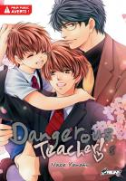 Rayon : Manga (Yaoi Boy's Love), Série : Dangerous Teacher T5, Dangerous Teacher