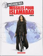 Rayon : Albums d'occasion (Policier-Thriller), Série : Insiders T3, Missiles pour Islamabad