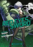 Rayon : Manga (Seinen), Série : Red Eyes Sword : Akame Ga Kill ! T7, Red Eyes Sword : Akame Ga Kill !