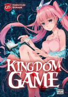 Rayon : Manga (Seinen), Série : Kingdom Game T5, Kingdom Game