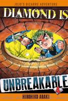 Rayon : Manga (Shonen), Série : Jojo's Bizarre Adventure : Diamond Is Unbreakable T4, Jojo's Bizarre Adventure : Diamond Is Unbreakable