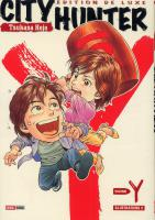 Rayon : Manga (Seinen), Série : City Hunter (Luxe), City Hunter Luxe - Volume Y Illustrations -