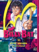 Rayon : Manga (Seinen), Série : Billy Bat T12, Billy Bat