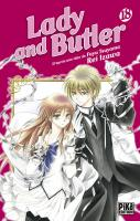 Rayon : Manga (Shojo), S�rie : Lady and Butler T18, Lady and Butler
