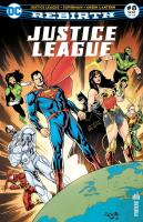 Rayon : Comics (Super Héros), Série : Justice League Rebirth T8, Justice League Rebirth
