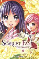 Rayon : Manga (Gothic), Série : Scarlet Fan : A Horror Love Romance T6, Scarlet Fan : A Horror Love Romance