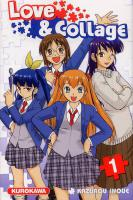 Rayon : Manga (Shonen), S�rie : Love & Collage T1, Love & Collage