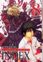 Rayon : Manga (Shonen), Série : A Certain Magical Index T8, A Certain Magical Index