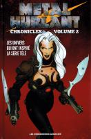 Rayon : Comics (Science-fiction), Série : Metal Hurlant Chronicles T2, Metal Hurlant Chronicles