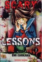 Rayon : Manga (Shojo), S�rie : Scary Lessons T2, Scary Lessons