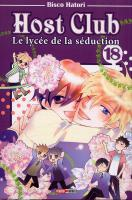 Rayon : Manga (Seinen), Série : Host Club Le Lycee de la Seduction T18, Host Club Le Lycée de la Séduction