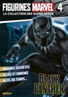 Rayon : Objets, Série : Figurines Marvel : Super-Héros T4, Figurines Marvel #4 : Black Panther