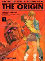 Rayon : Manga (Shonen), Série : Mobile Suit Gundam : The Origin T1, Mobile Suit Gundam The Origin