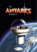 Rayon : Albums (Science-fiction), Série : Antares (Anglais) T6, Episode 6