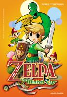 Rayon : Manga (Shonen), S�rie : The Legend of Zelda, Minish Cap