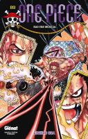 Rayon : Manga (Shonen), Série : One Piece T89, Bad End Musical