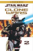 Rayon : Comics (Science-fiction), Série : Star Wars : Clone Wars T2, Star Wars : Clone Wars (Nouvelle Édition)