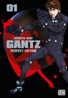 Rayon : Manga (Seinen), Série : Gantz (Perfect Edition) T1, Gantz (Perfect Edition)