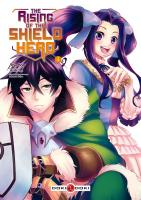 Rayon : Manga (Seinen), Série : The Rising of the Shield Hero T4, The Rising of the Shield Hero