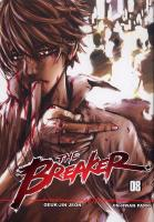 Rayon : Manga d'occasion (Shonen), Série : The Breaker T8, The Breaker