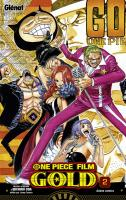 Rayon : Manga (Shonen), Série : One Piece : Anime Comics : Gold T2, One Piece : Anime Comics : Gold