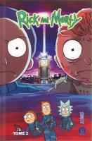 Rayon : Comics (Science-fiction), Série : Rick and Morty T2, Rick and Morty