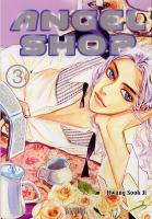 Rayon : Manga (Shojo), S�rie : Angel Shop T3, Angel Shop