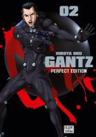 Rayon : Manga (Seinen), Série : Gantz (Perfect Edition) T2, Gantz (Perfect Edition)