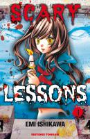 Rayon : Manga (Shojo), S�rie : Scary Lessons T4, Scary Lessons