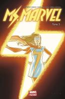 Rayon : Comics (Super Héros), Série : Ms. Marvel T3, Ms. Marvel