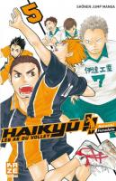 Rayon : Manga (Shonen), Série : Haikyu !! : Les As du Volley T5, Haikyu!! : Les As du Volley