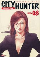 Rayon : Manga (Seinen), Série : City Hunter (Luxe) T8, City Hunter