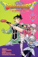 Rayon : Manga (Shonen), Série : Dragon Quest T27, Dragon Quest