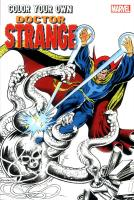 Rayon : Comics (Art-illustration), Série : Docteur Strange : Album à Colorier, Color Your Own Docteur Strange