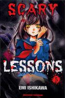 Rayon : Manga (Shojo), S�rie : Scary Lessons T5, Scary Lessons