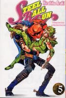 Rayon : Manga (Shonen), Série : Jojo's Bizarre Adventure : Steel Ball Run T5, Jojo's Bizarre Adventure : Steel Ball Run