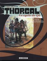 Rayon : Albums (Heroic Fantasy-Magie), S�rie : Thorgal, Le Cycle de Qa (reedition)
