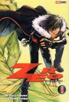 Rayon : Manga (Shonen), S�rie : Zero The Circle of Flow T2, Zero The Circle of Flow