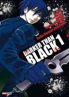Rayon : Manga (Seinen), S�rie : Darker Than Black T1, Darker Than Black