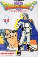 Rayon : Manga (Shonen), Série : Dragon Quest T28, Dragon Quest