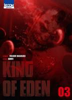 Rayon : Manga (Seinen), Série : King of Eden T3, King of Eden