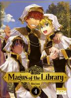 Rayon : Manga (Seinen), Série : Magus of the Library T4, Magus of the Library